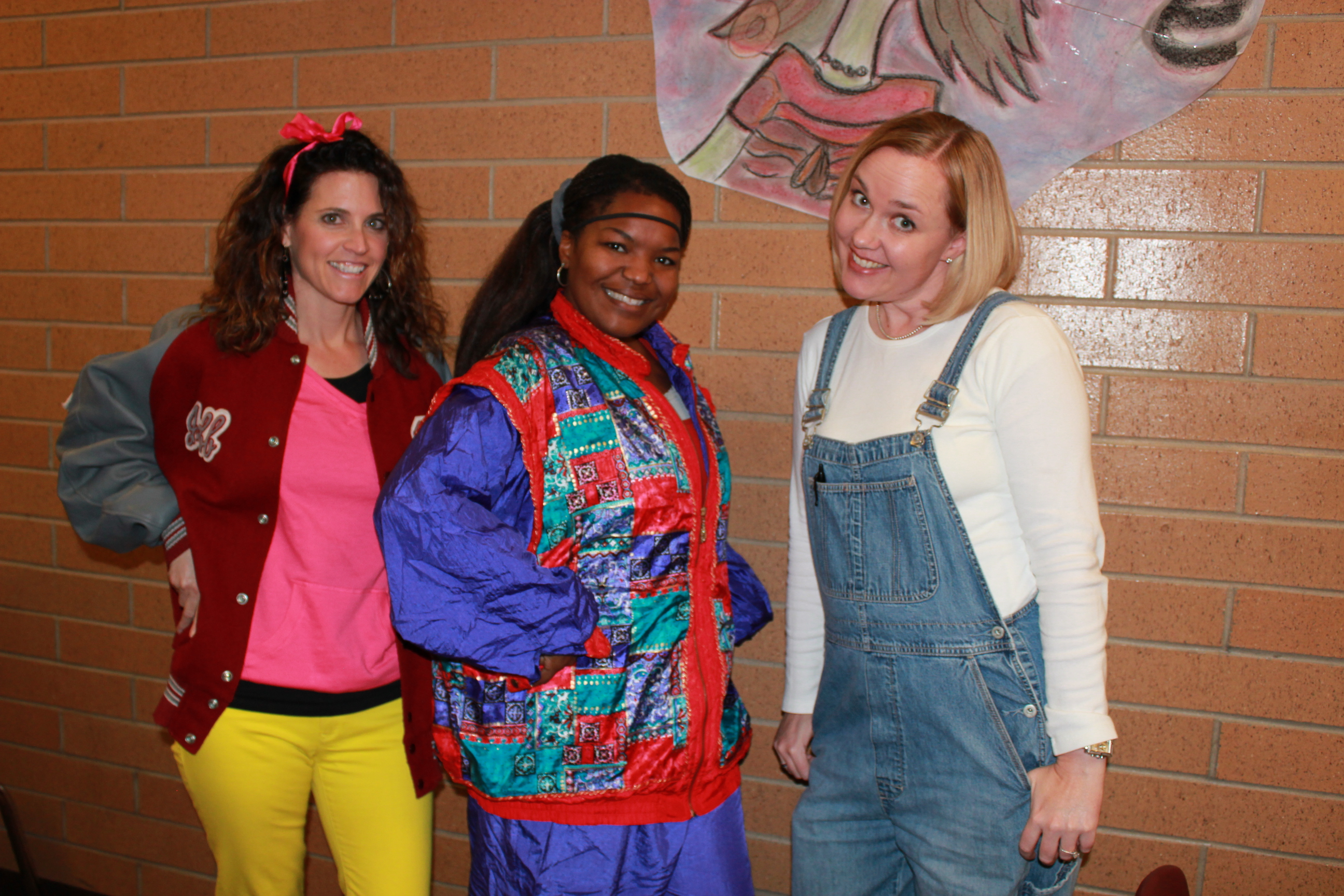 Blast From the Past Ideas for School Spirit Week | The ...